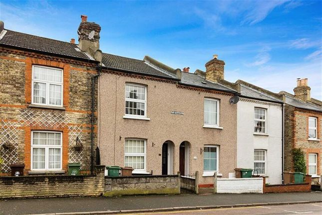 Thumbnail Terraced house for sale in Warwick Road, Sutton