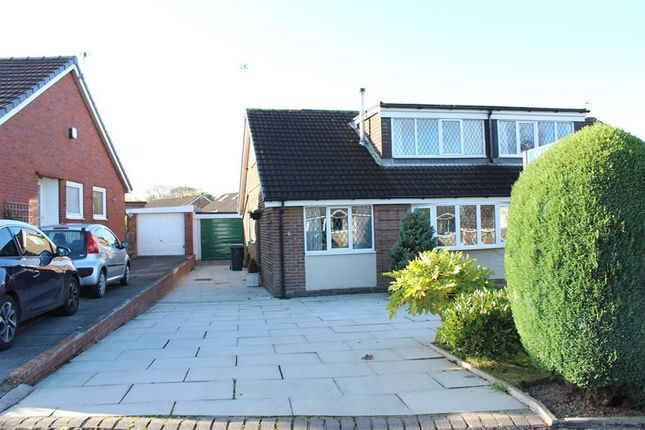 Thumbnail Bungalow to rent in Lodgeside, Clayton Le Moors