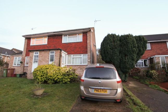 Thumbnail Semi-detached house for sale in Wordsworth Road, Welling