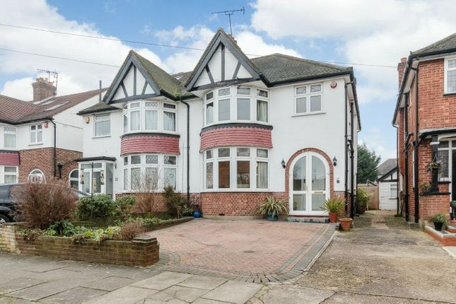 3 bed semi-detached house for sale in Ainsdale Crescent, Pinner, Middlesex