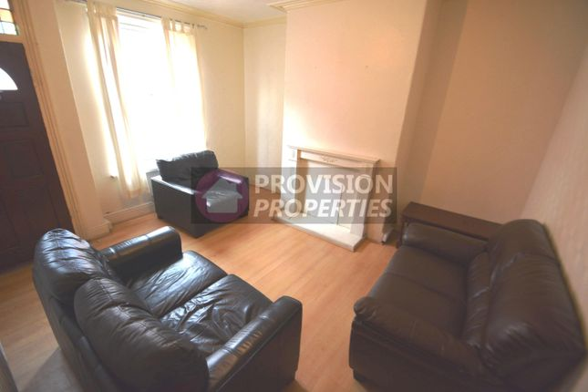 Terraced house to rent in Thornville Avenue, Hyde Park, Leeds