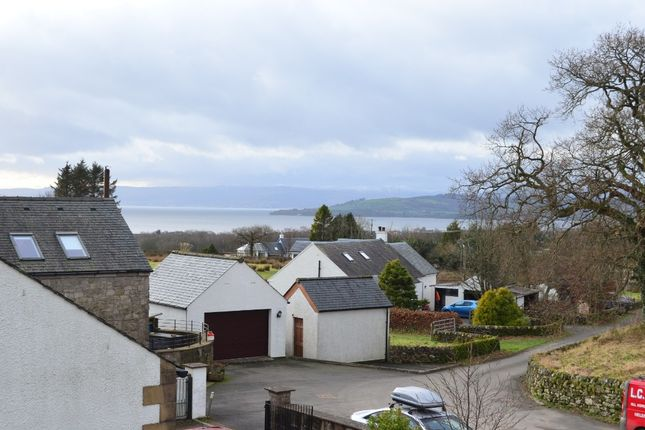 Thumbnail Semi-detached house for sale in Camis Eskan, Helensburgh, Argyll & Bute
