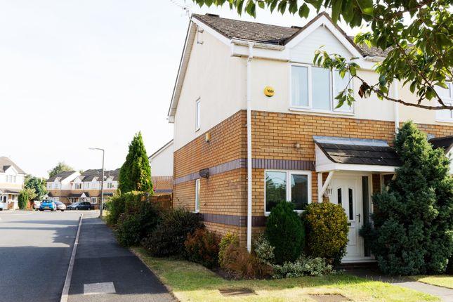 2 bed end terrace house to rent in Waterways Drive, Oldbury