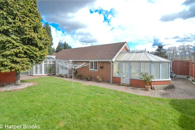 Thumbnail Detached bungalow for sale in The Woodlands, Blyth, Worksop