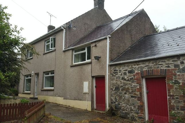 Detached house to rent in Letterston, Haverfordwest