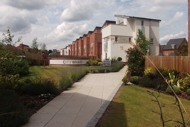 Thumbnail Flat for sale in City Wharf, Coventry