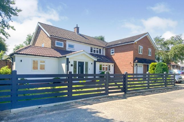 Thumbnail Detached house for sale in Tysea Close, Harlow
