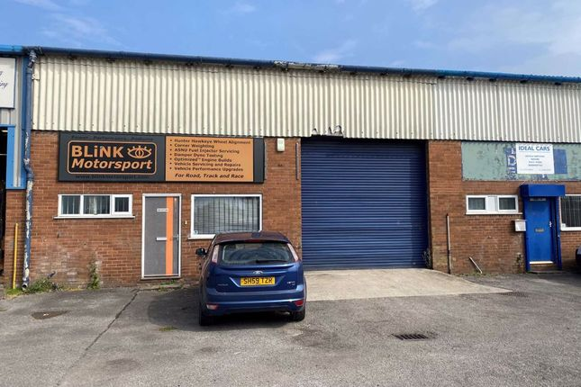 Thumbnail Light industrial to let in Nat Lane, Winsford, Cheshire