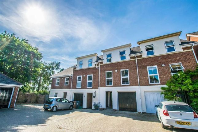 Thumbnail Town house for sale in Wisdom Drive, Hertford, Herts