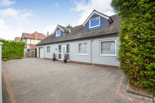 Thumbnail Detached bungalow for sale in Main Road, Wilford, Nottingham