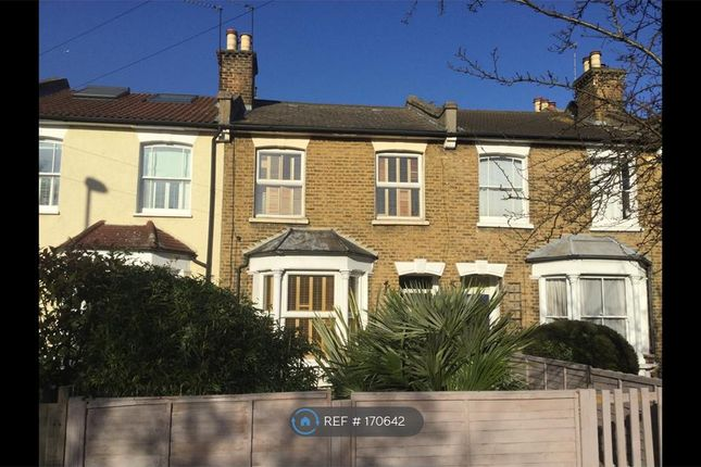 Thumbnail Terraced house to rent in Taunton Road, London SE12,