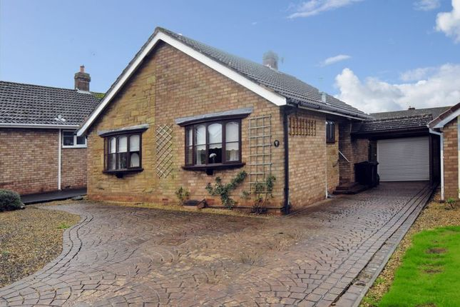 Thumbnail Detached bungalow for sale in Greenleys Crescent, Alveley, Bridgnorth