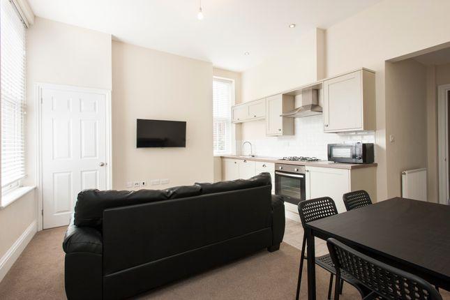Thumbnail Flat to rent in Portland Road, Nottingham