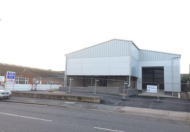 Light industrial to let in Unit 20, Bumpers Lane, Chester, Cheshire