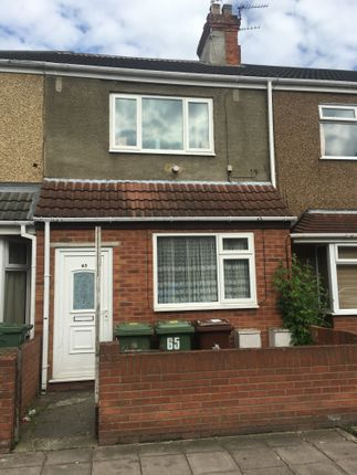 Thumbnail Flat for sale in Farebrother Street, Grimsby