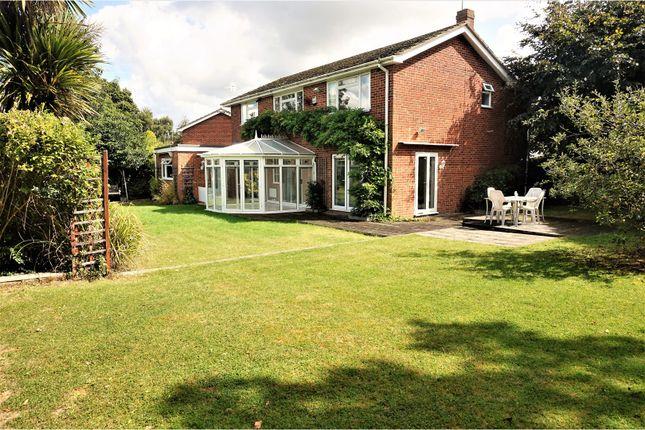 Thumbnail Detached house for sale in Mascalls Park, Tonbridge