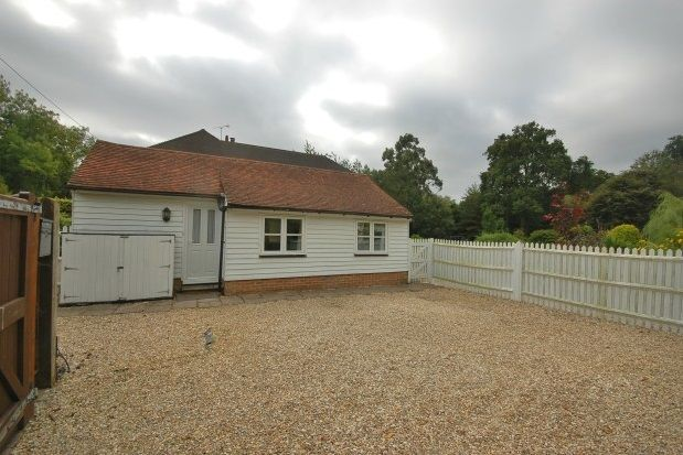 Thumbnail Property to rent in Millwood Lane, Maresfield, Uckfield