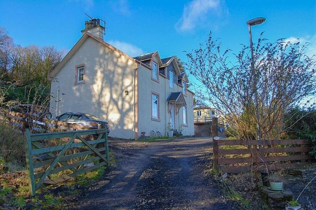 Thumbnail Detached house to rent in Clynder, Helensburgh