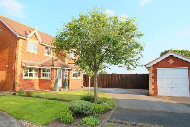 4 bed detached house for sale in Blunstone Close, Crewe