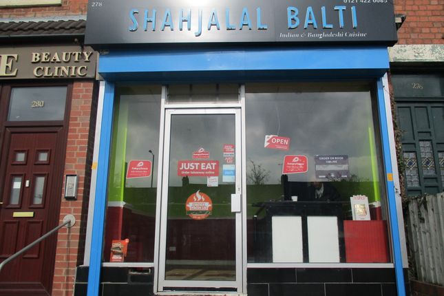 Thumbnail Flat to rent in Hagley Road West, Birmingham