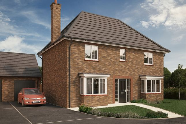 """Thumbnail Detached house for sale in """"The Carlton """" at Kiln Drive, Stewartby, Bedford"""