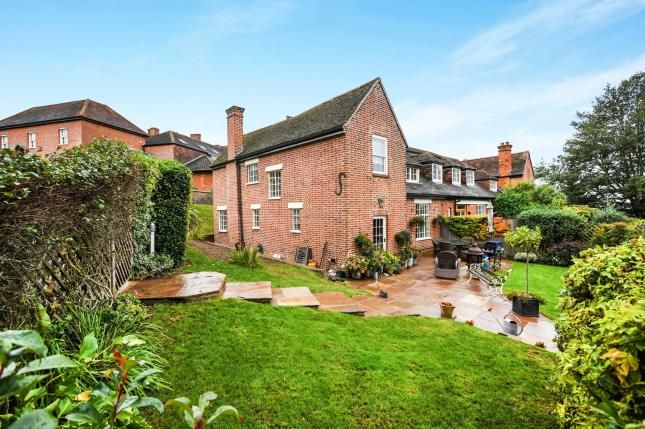 Thumbnail End terrace house for sale in Theydon Mount, Epping, Essex
