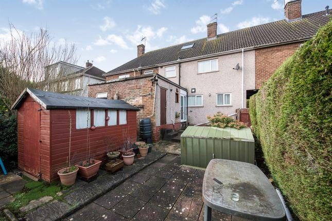 Terraced house for sale in Conygre Grove, Filton, Bristol