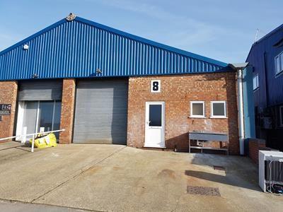 Thumbnail Light industrial to let in Alder Hills Industrial Estate, Unit 8, 16 Alder Hills, Poole, Dorset