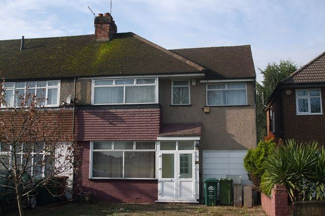 Thumbnail End terrace house for sale in Clockhouse Lane, Ashford