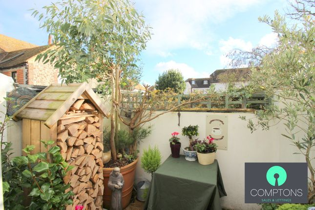 Thumbnail Cottage for sale in The Green, Rottingdean, Brighton