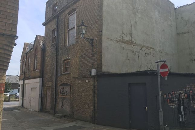Thumbnail Land for sale in Mansion Street, Margate