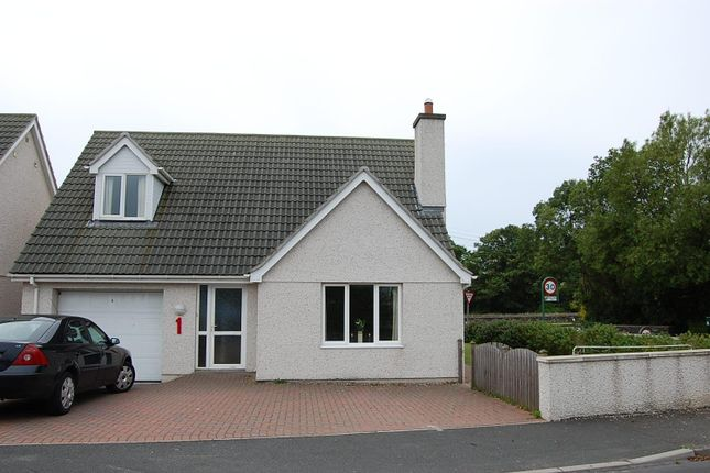 Thumbnail Detached house to rent in Ballacriy Park, Colby, Isle Of Man