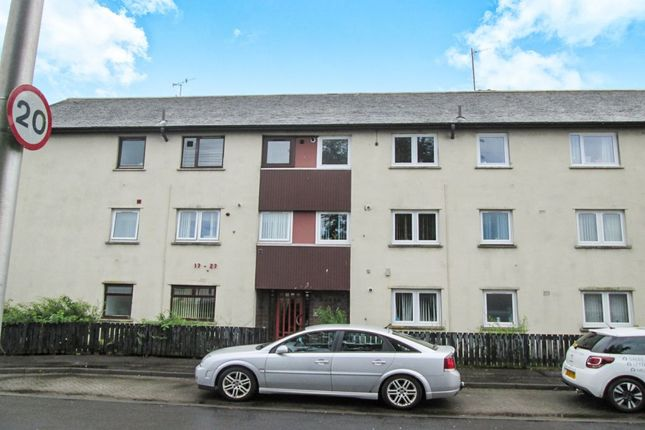 Thumbnail Flat to rent in Russell Drive, Glenrothes