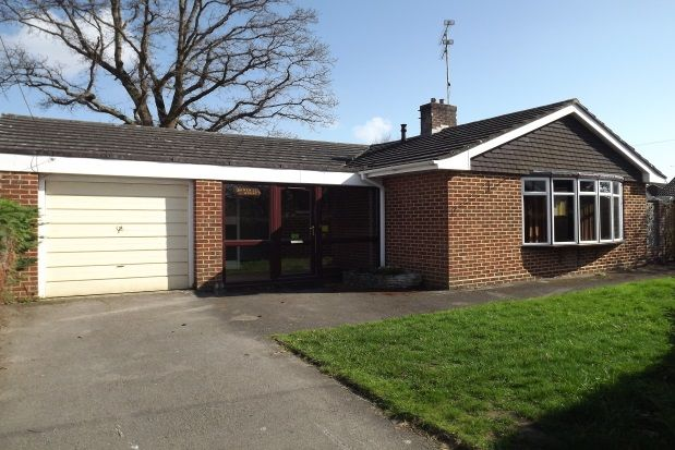 Thumbnail Bungalow to rent in Gorley Road, Ringwood