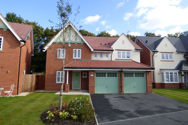 Thumbnail Detached house for sale in Meadow View, Rainford