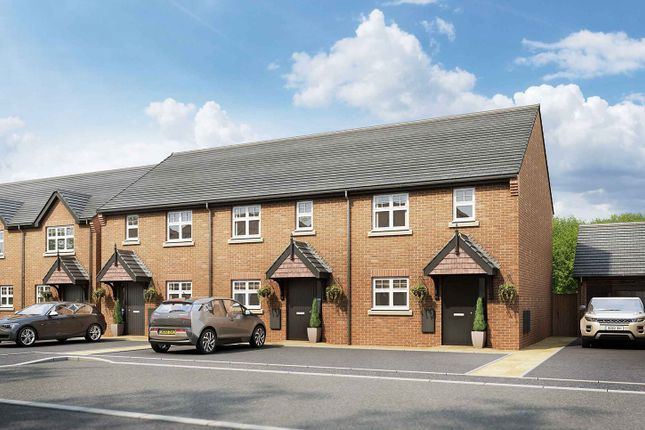 "Thumbnail Semi-detached house for sale in ""The Avon"" at Hill Road South, Penwortham, Lancashire, Penwortham"