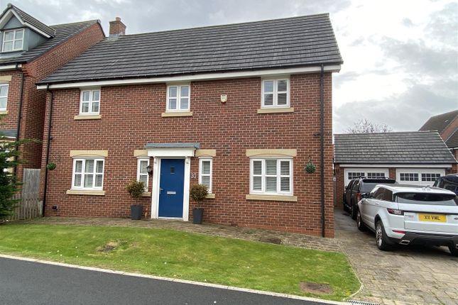 Thumbnail Detached house for sale in Uxbridge Lane Kingsway, Quedgeley, Gloucester