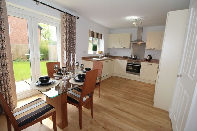 Thumbnail Detached house for sale in Oakwood, Derby Road, Wesham, Preston
