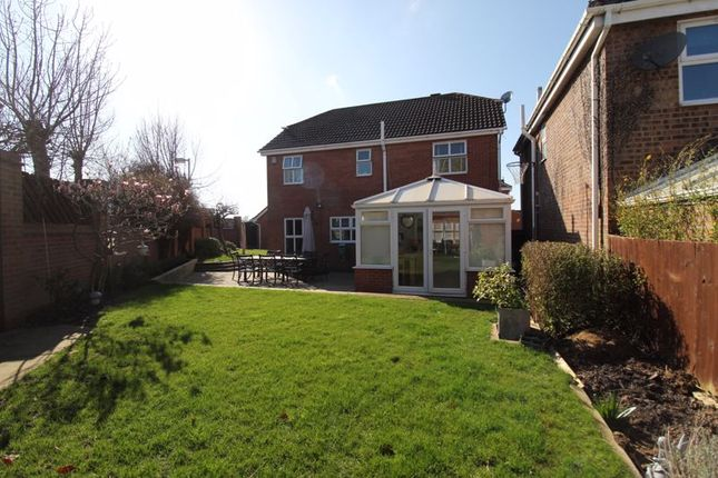 Thumbnail Detached house for sale in Montgomery Avenue, Shefford