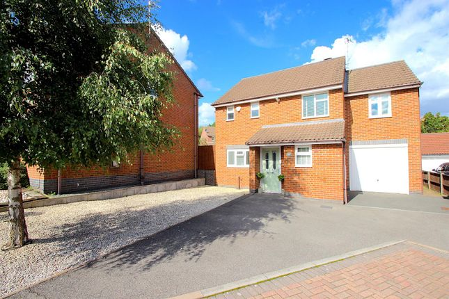 Thumbnail Detached house for sale in Fielding Lane, Ratby, Leicester