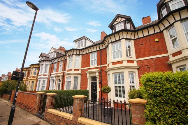 Thumbnail Terraced house for sale in Cleveland Road, North Shields