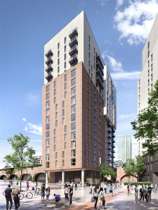 Thumbnail Flat for sale in Affinity Living, Embankment West, Salford