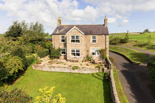 Thumbnail Detached house for sale in Blackhill, Heugh House Lane, Haydon Bridge, Northumberland
