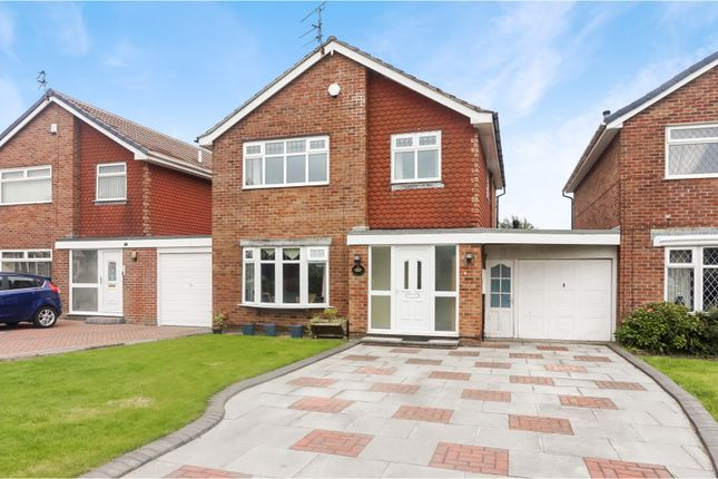 Thumbnail Link-detached house for sale in South Meade, Maghull