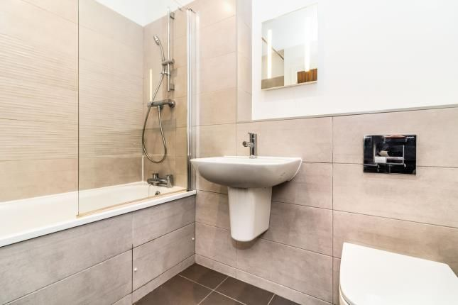 Bathroom of Anvil Place, Hulme, Manchester, Greater Manchester M15