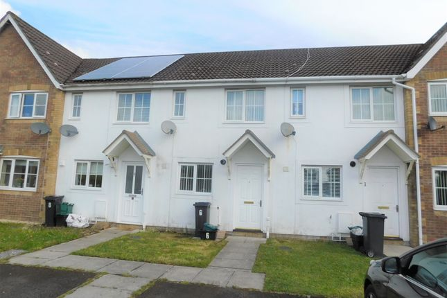 2 bed terraced house to rent in Llys Iris, Neath SA10