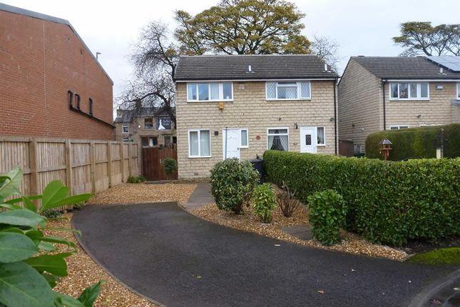 Thumbnail Semi-detached house to rent in Bridge Close, Scissett, Huddersfield