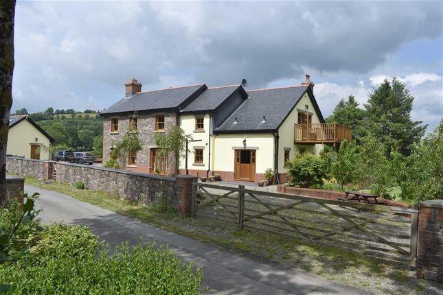 Thumbnail Farm for sale in Pumpsaint, Llanwrda