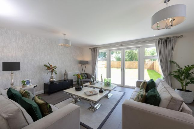 Lounge of Compass Fields, Watford WD19