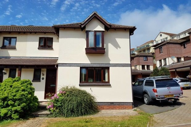 Thumbnail Semi-detached house to rent in Mariners Way, Preston, Paignton